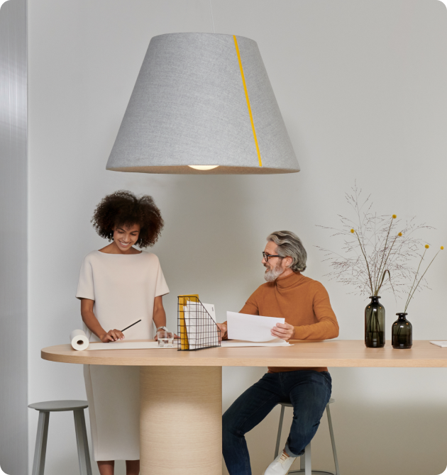 Mute_Bell_Lamp_Interior_Talking
