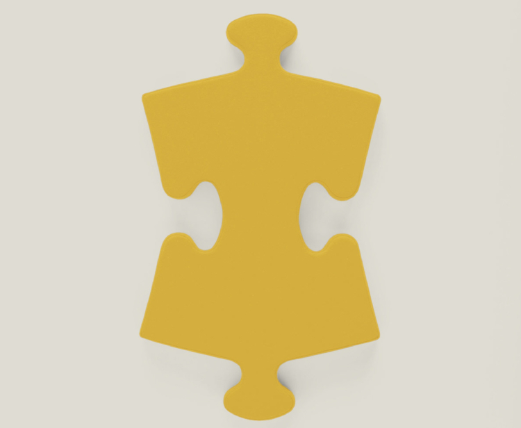 Mute_Puzzle_Center_Yellow