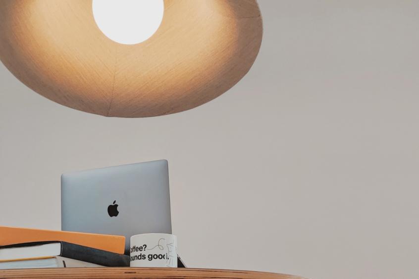 Mute_Lighting_Bell_Macbook_Office_Interior